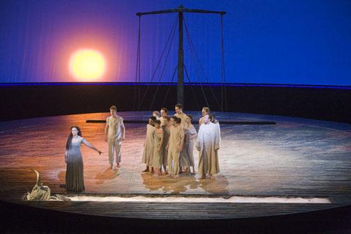The Minotaur - opera