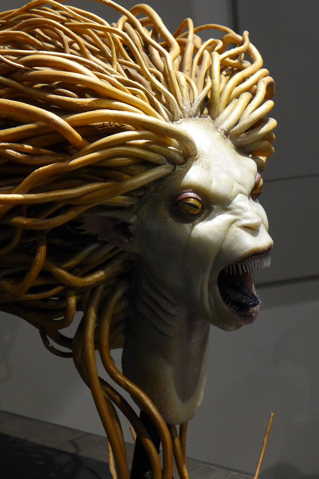 Mermaid head