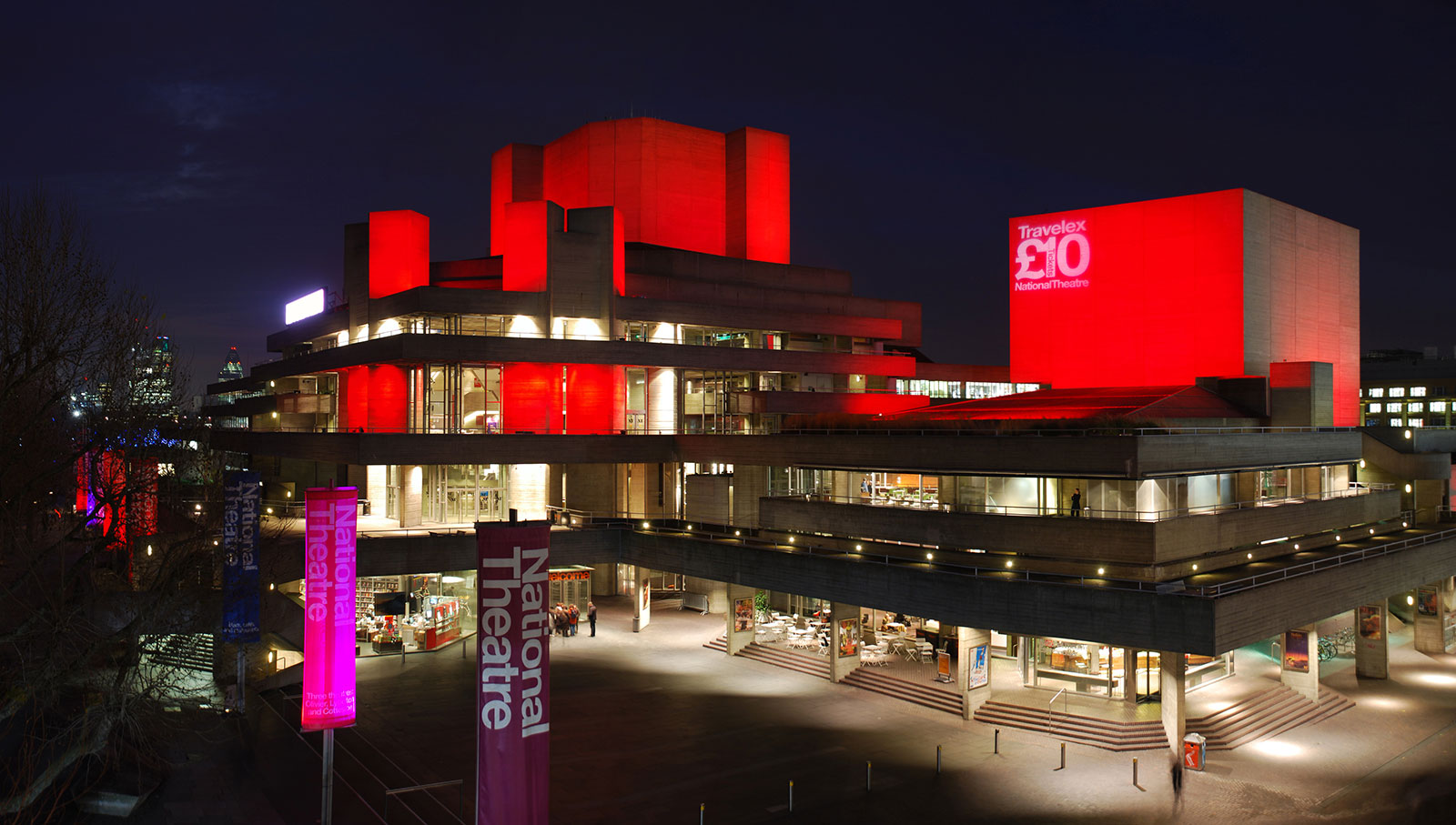 The Royal National Theatre