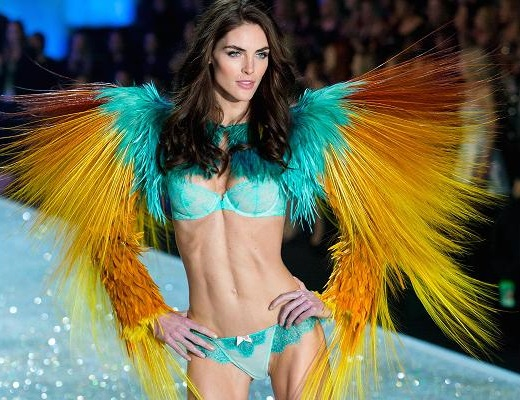 Victorias Secret fashion show 2013 birds of paradise 2