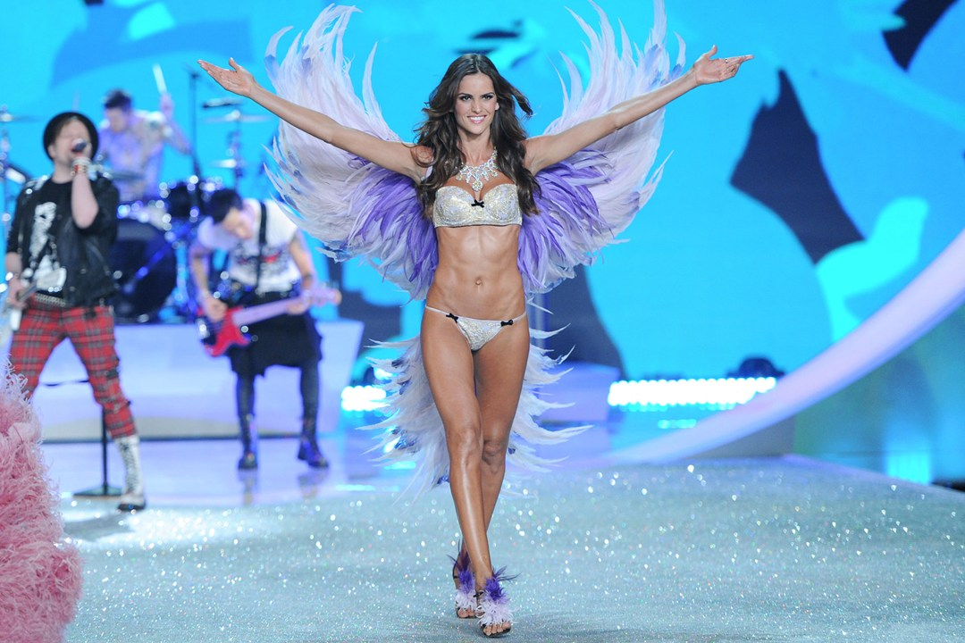 Victorias Secret fashion show 2013 birds of paradise 3