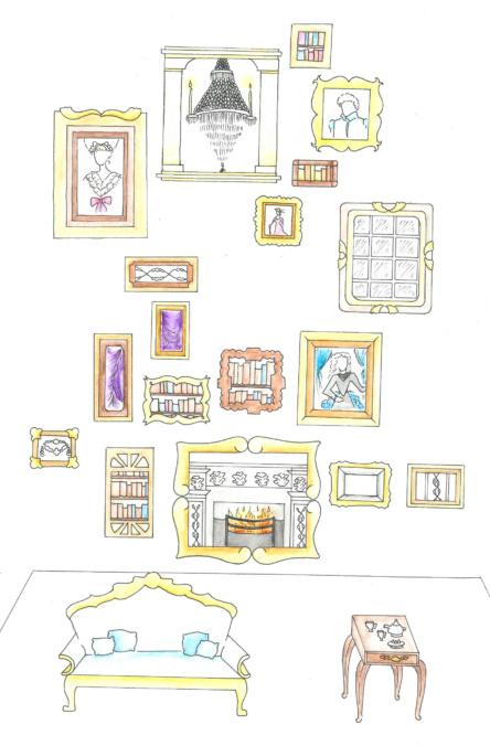 My Act 1 set design
