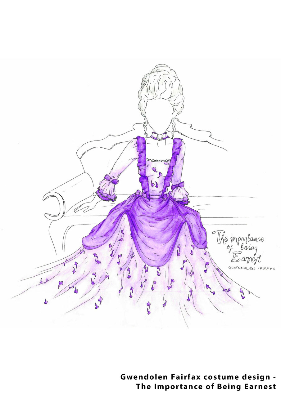 gwendolen fairfax is a confident and Everything you ever wanted to know about gwendolen fairfax in the importance of being earnest, written by masters of this stuff just for you.