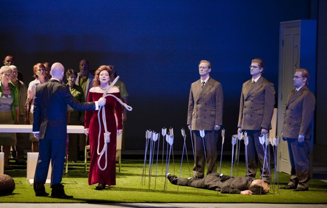 Hippolyte et Aricie - opera