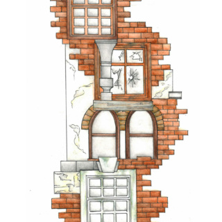 'The Haunted Histories of Hartlepool' Initial Building Design