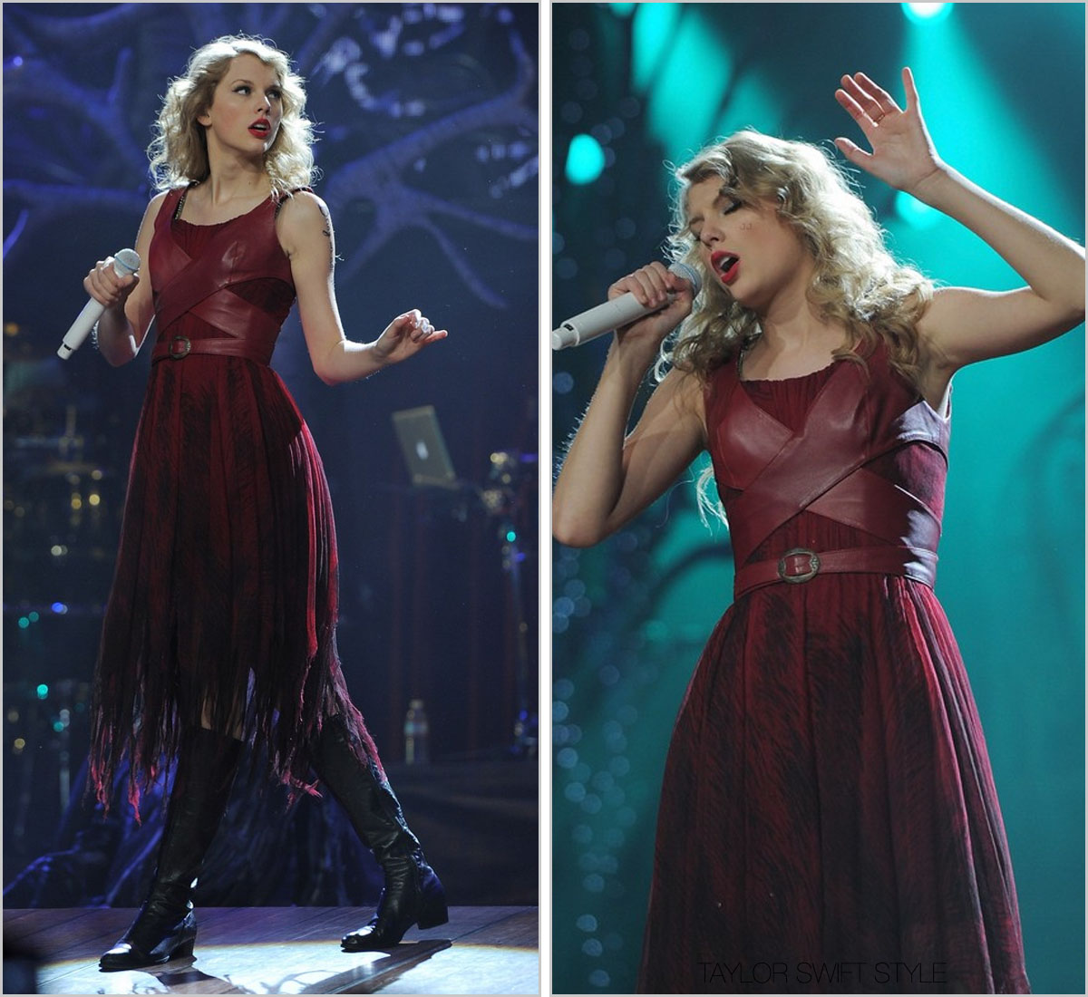Taylor Swift - Speak Now tour dress