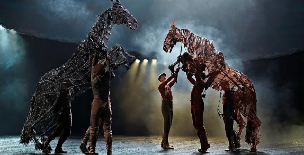 war horse joey and topthorn